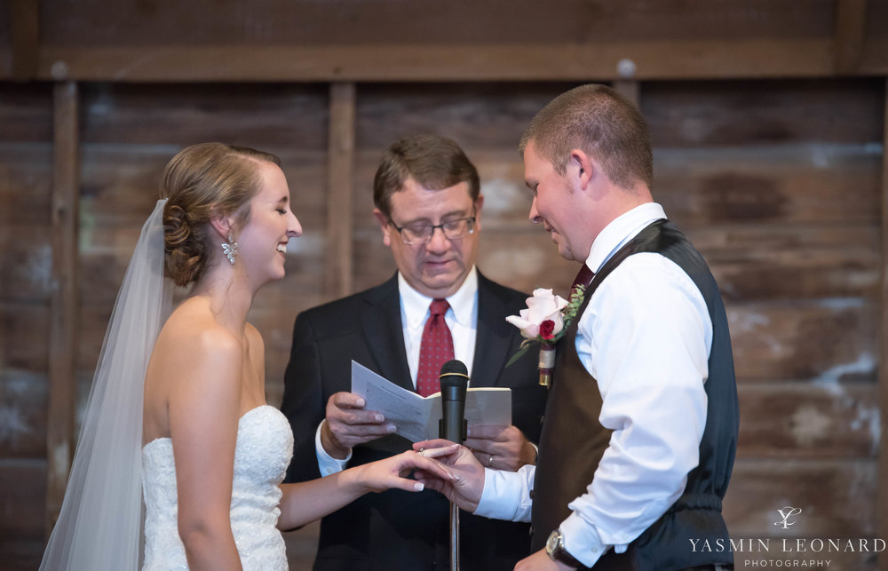 Millikan Farms - NC Wedding Venue - NC Wedding Photographer - Yasmin Leonard Photography - Rain on your wedding day-32.jpg