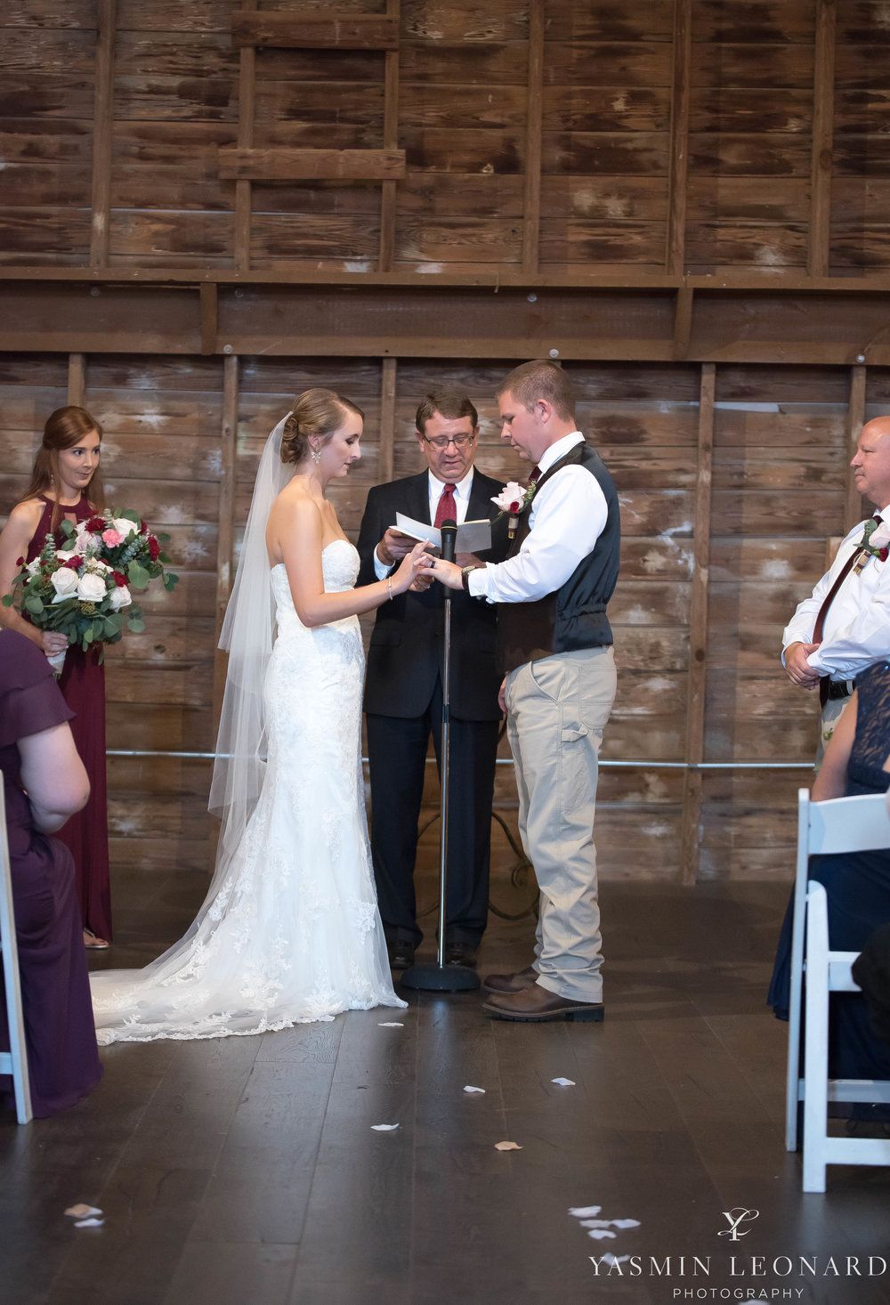 Millikan Farms - NC Wedding Venue - NC Wedding Photographer - Yasmin Leonard Photography - Rain on your wedding day-33.jpg