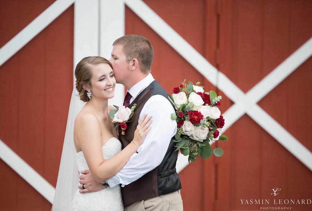 Millikan Farms - NC Wedding Venue - NC Wedding Photographer - Yasmin Leonard Photography - Rain on your wedding day-38.jpg