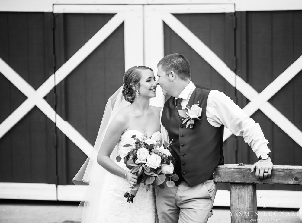 Millikan Farms - NC Wedding Venue - NC Wedding Photographer - Yasmin Leonard Photography - Rain on your wedding day-41.jpg