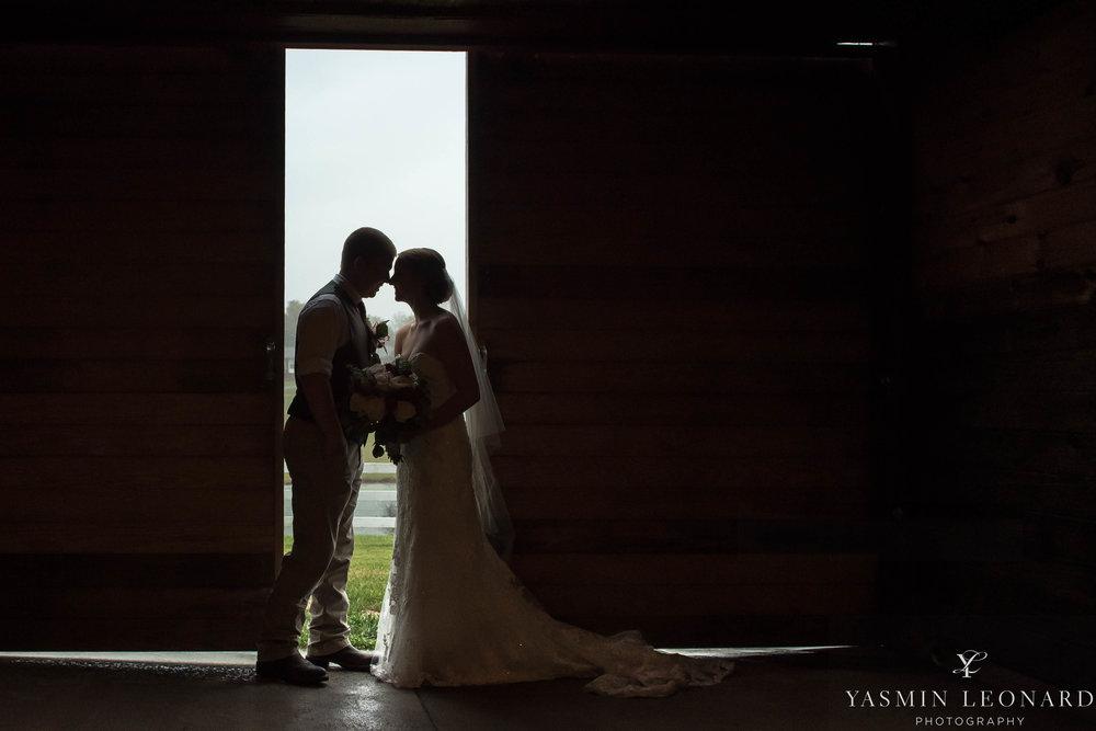 Millikan Farms - NC Wedding Venue - NC Wedding Photographer - Yasmin Leonard Photography - Rain on your wedding day-43.jpg