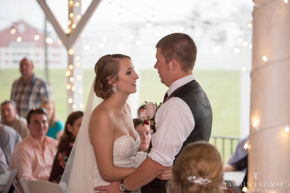 Millikan Farms - NC Wedding Venue - NC Wedding Photographer - Yasmin Leonard Photography - Rain on your wedding day-48.jpg