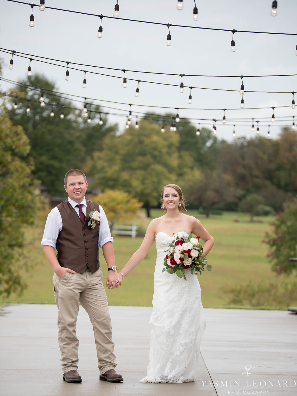 Millikan Farms - NC Wedding Venue - NC Wedding Photographer - Yasmin Leonard Photography - Rain on your wedding day-55.jpg