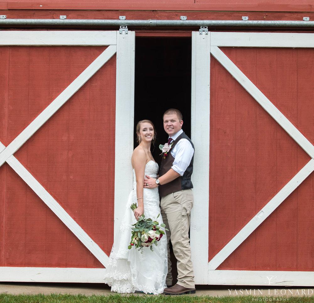 Millikan Farms - NC Wedding Venue - NC Wedding Photographer - Yasmin Leonard Photography - Rain on your wedding day-57.jpg