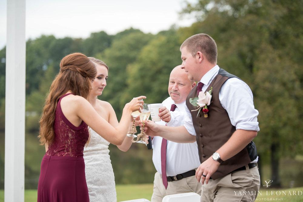 Millikan Farms - NC Wedding Venue - NC Wedding Photographer - Yasmin Leonard Photography - Rain on your wedding day-61.jpg