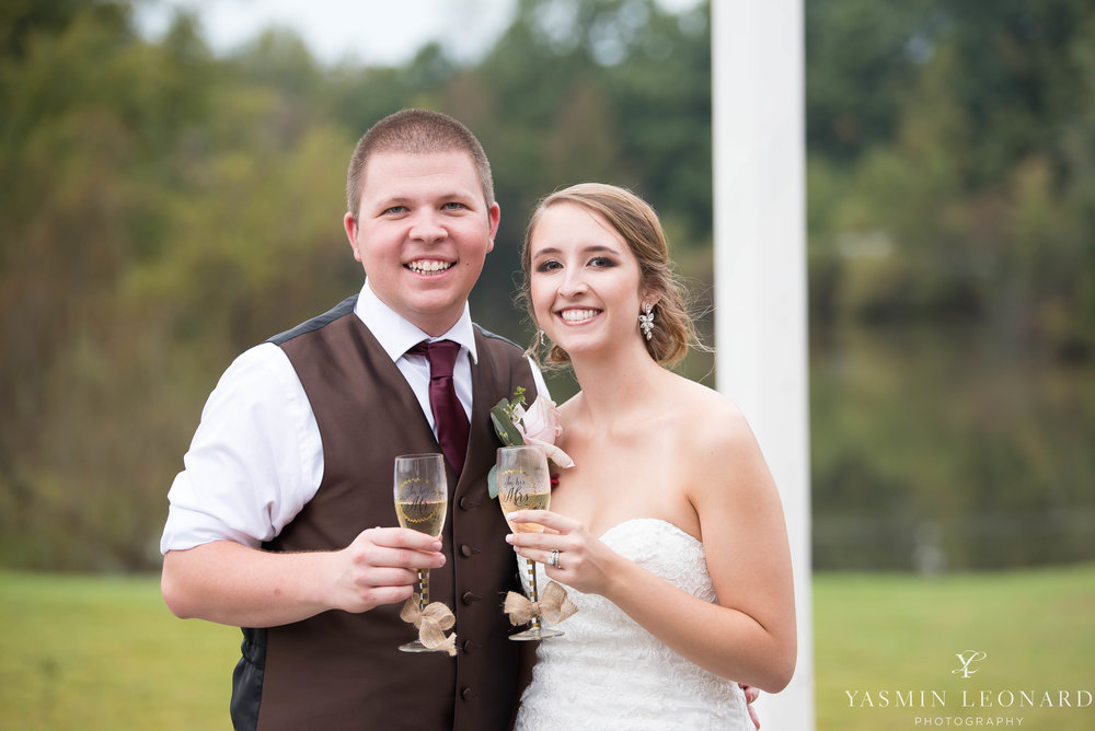 Millikan Farms - NC Wedding Venue - NC Wedding Photographer - Yasmin Leonard Photography - Rain on your wedding day-62.jpg