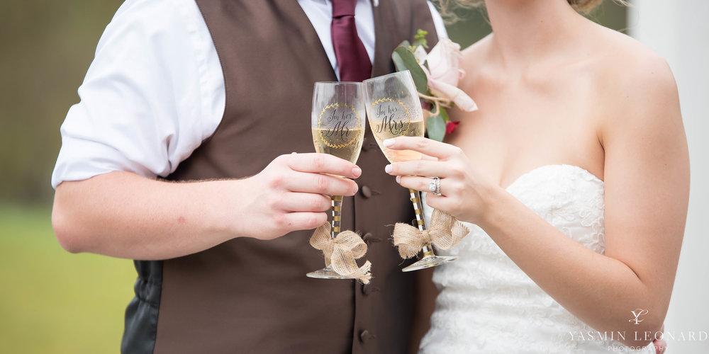 Millikan Farms - NC Wedding Venue - NC Wedding Photographer - Yasmin Leonard Photography - Rain on your wedding day-63.jpg