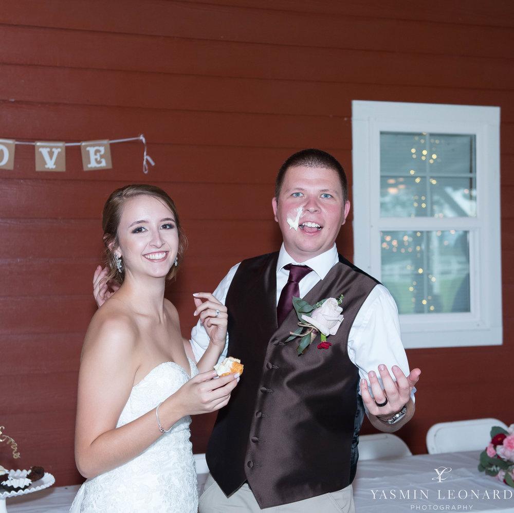Millikan Farms - NC Wedding Venue - NC Wedding Photographer - Yasmin Leonard Photography - Rain on your wedding day-64.jpg