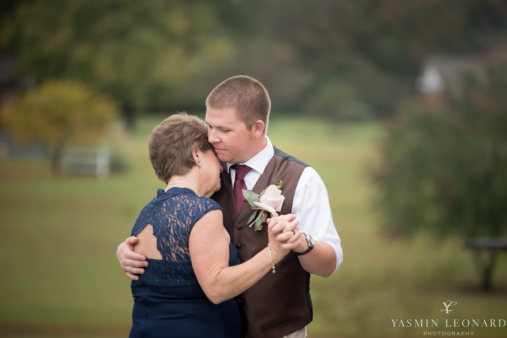 Millikan Farms - NC Wedding Venue - NC Wedding Photographer - Yasmin Leonard Photography - Rain on your wedding day-67.jpg
