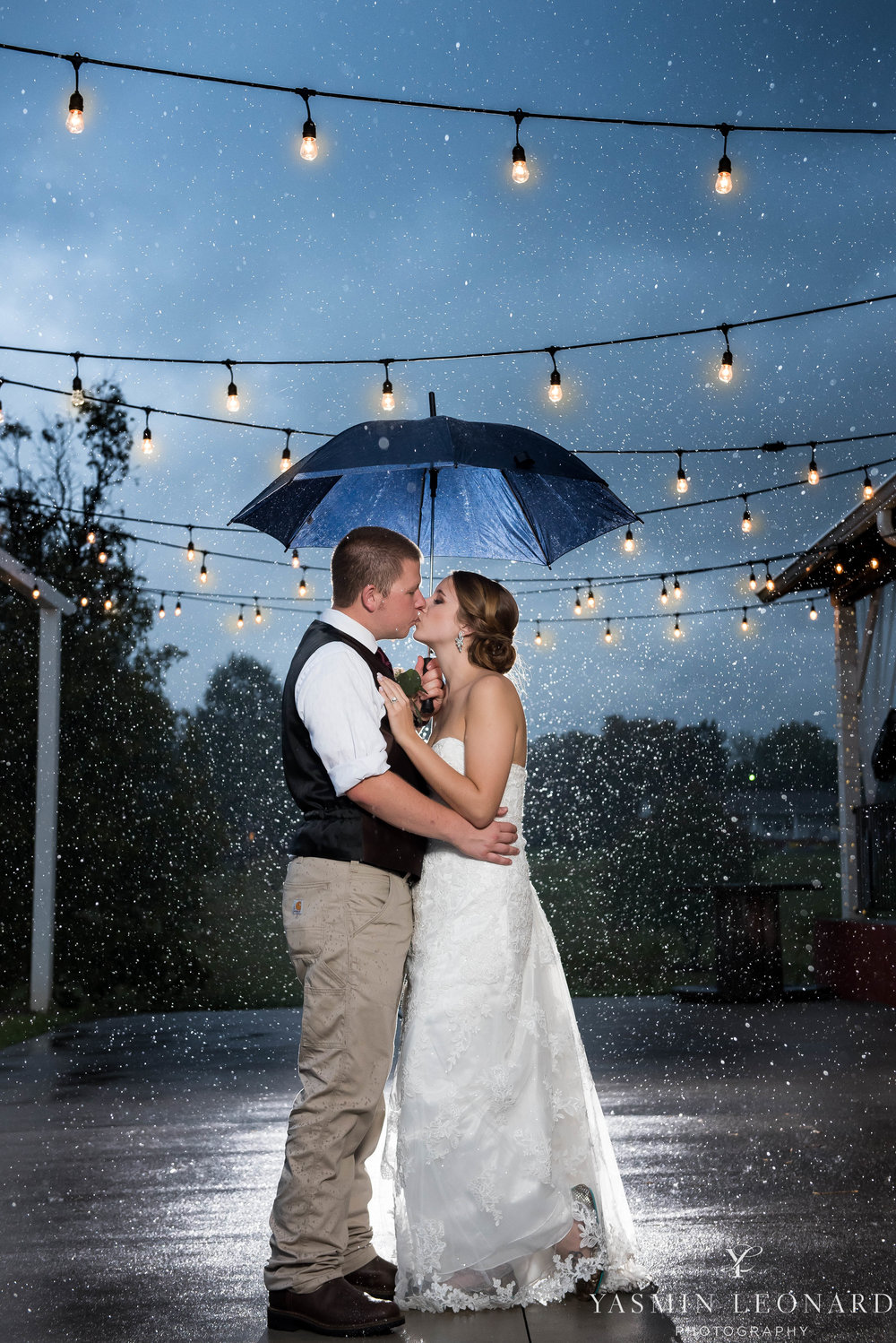 Millikan Farms - NC Wedding Venue - NC Wedding Photographer - Yasmin Leonard Photography - Rain on your wedding day-75.jpg