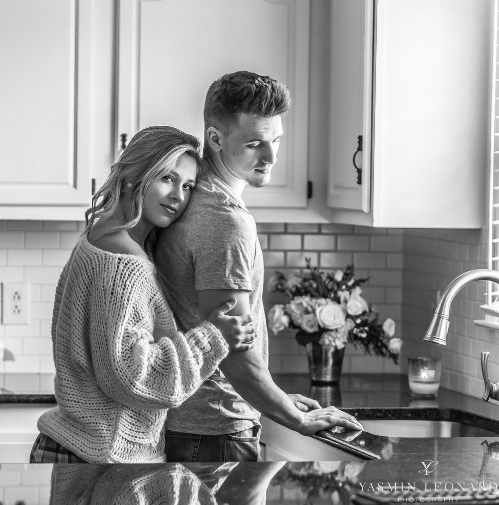 LifeStyle Couple Session - In Home Couple Session - Engagement Session in Home - This is Us - Yasmin Leonard Photography-5.jpg