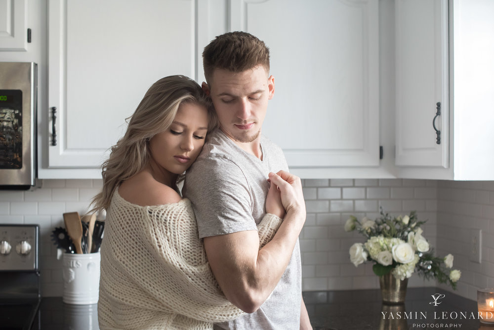LifeStyle Couple Session - In Home Couple Session - Engagement Session in Home - This is Us - Yasmin Leonard Photography-18.jpg