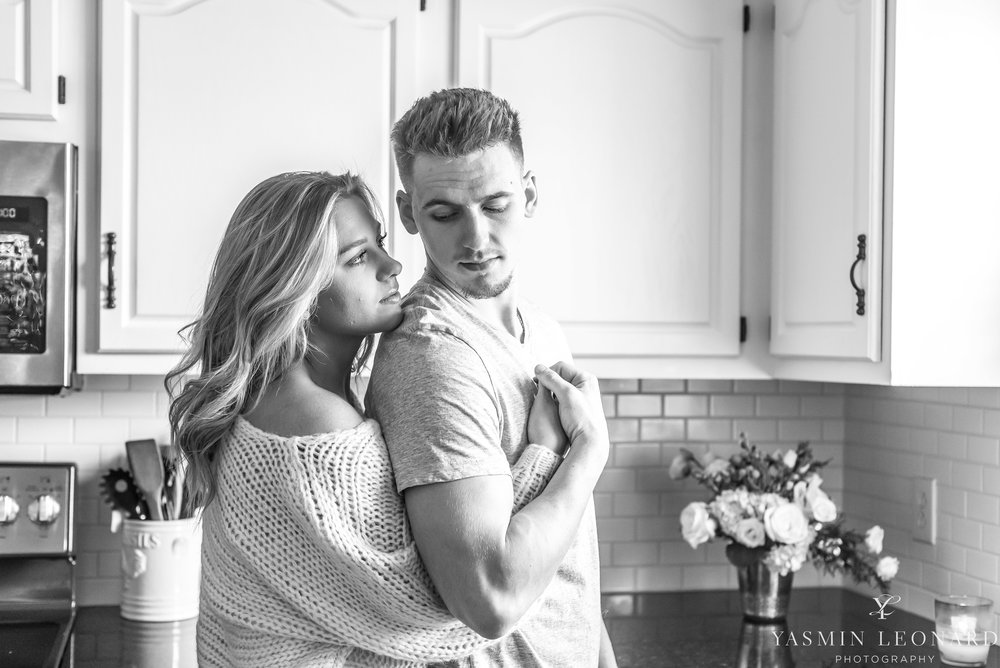LifeStyle Couple Session - In Home Couple Session - Engagement Session in Home - This is Us - Yasmin Leonard Photography-19.jpg