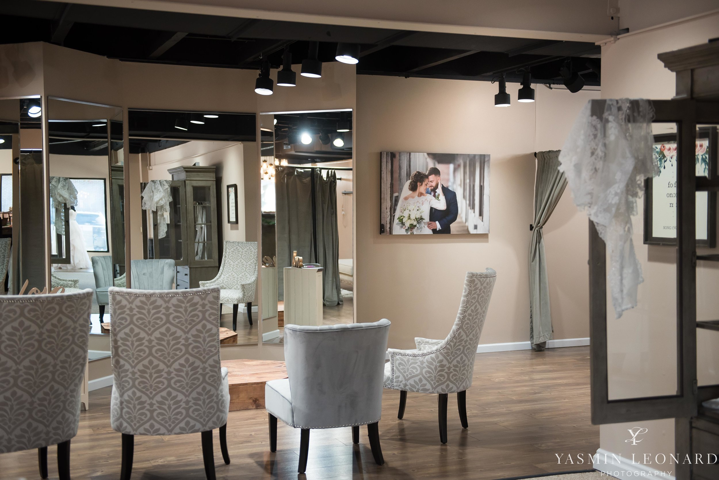 Dashing Dames Bridal And Boutique | High Point NC Bridal Shop | Yasmin  Leonard Photography