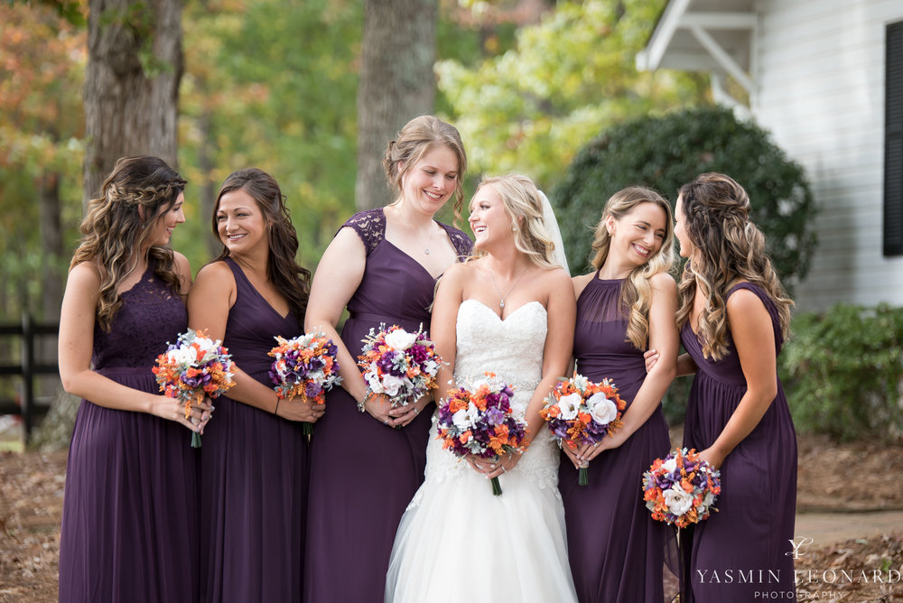 NC Wedding Photographer - Yasmin Leonard Photography - Summerfield Farms - High Point Wedding Photographer - Labri at Linwood - Barns in North Carolina - NC Barn Wedding-15.jpg