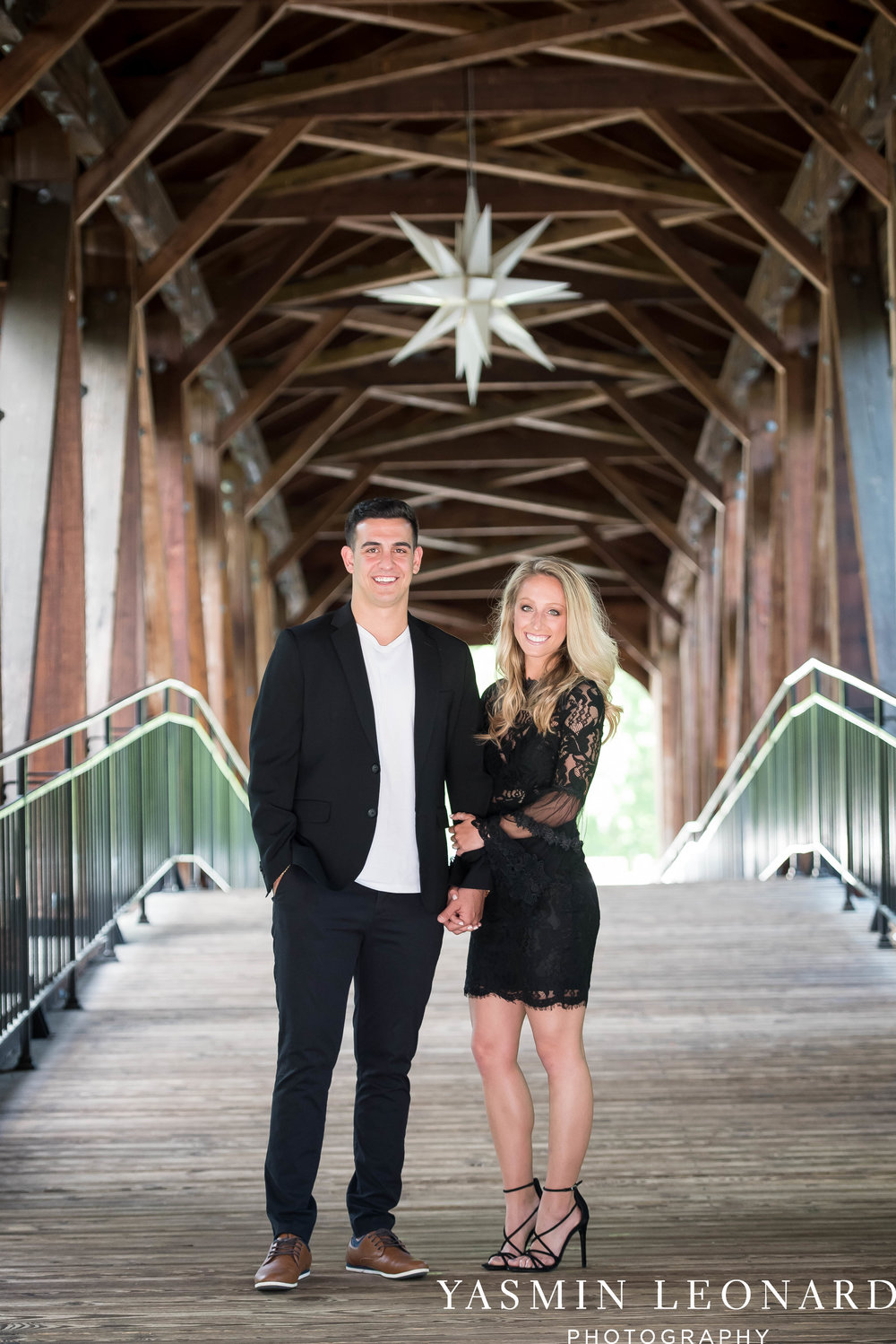 Downtown Winston Salem Engagement Session - NC Engaged - NC Weddings - Winston Salem Weddings - Yasmin Leonard Photography-40.jpg