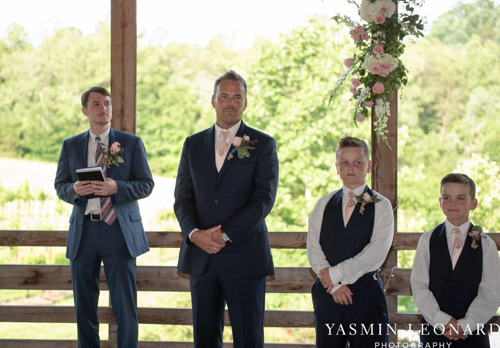 Elkin Creek Vineyard - Elkin Creek Weddings - NC Wine - NC Wineries - NC Weddings - NC Photographers - NC Wedding Photographer - NC Winery Wedding Ideas - Yasmin Leonard Photography - High Point Wedding Photographer-29.jpg
