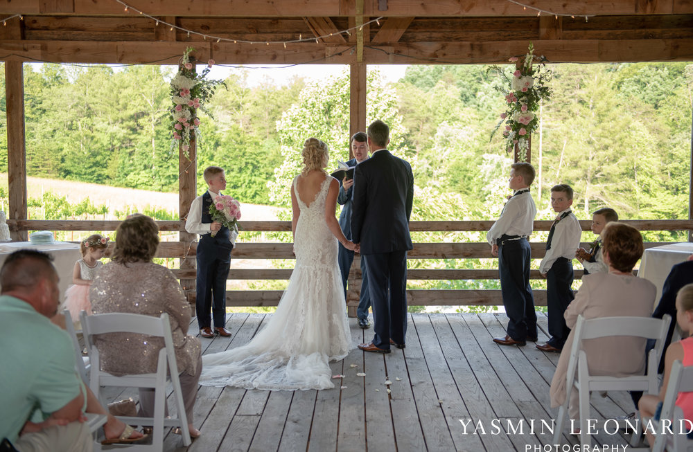 Elkin Creek Vineyard - Elkin Creek Weddings - NC Wine - NC Wineries - NC Weddings - NC Photographers - NC Wedding Photographer - NC Winery Wedding Ideas - Yasmin Leonard Photography - High Point Wedding Photographer-34.jpg