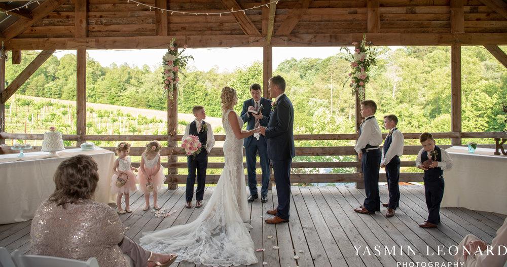 Elkin Creek Vineyard - Elkin Creek Weddings - NC Wine - NC Wineries - NC Weddings - NC Photographers - NC Wedding Photographer - NC Winery Wedding Ideas - Yasmin Leonard Photography - High Point Wedding Photographer-37.jpg