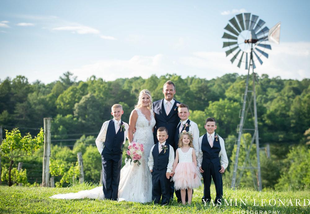 Elkin Creek Vineyard - Elkin Creek Weddings - NC Wine - NC Wineries - NC Weddings - NC Photographers - NC Wedding Photographer - NC Winery Wedding Ideas - Yasmin Leonard Photography - High Point Wedding Photographer-48.jpg