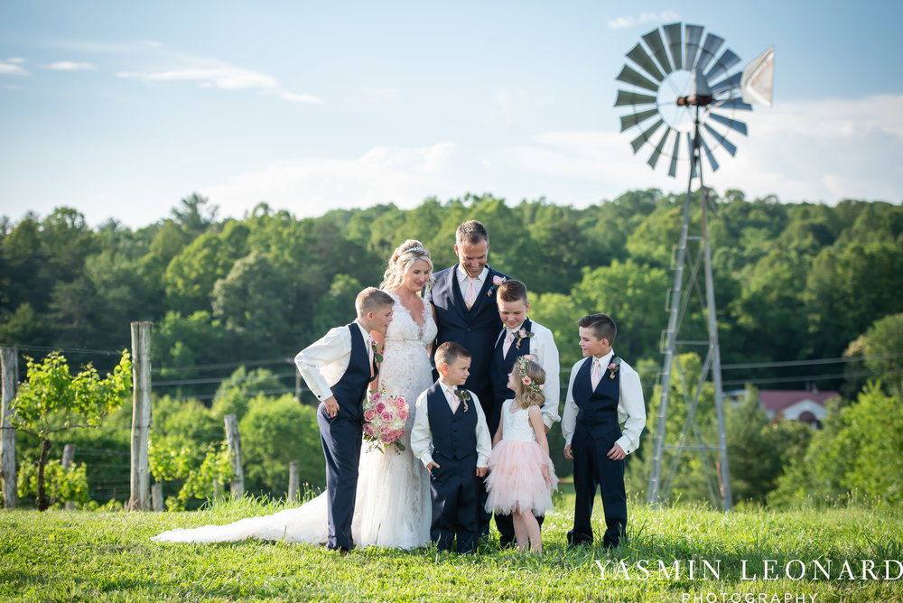 Elkin Creek Vineyard - Elkin Creek Weddings - NC Wine - NC Wineries - NC Weddings - NC Photographers - NC Wedding Photographer - NC Winery Wedding Ideas - Yasmin Leonard Photography - High Point Wedding Photographer-49.jpg