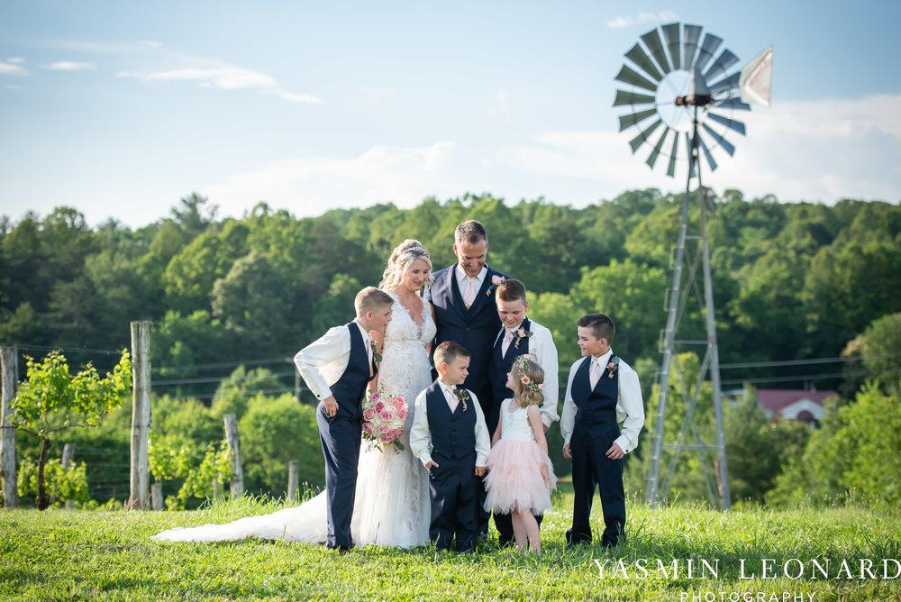Elkin Creek Vineyard - Elkin Creek Weddings - NC Wine - NC Wineries - NC Weddings - NC Photographers - NC Wedding Photographer - NC Winery Wedding Ideas - Yasmin Leonard Photography - High Point Wedding Photographer-49.jpg