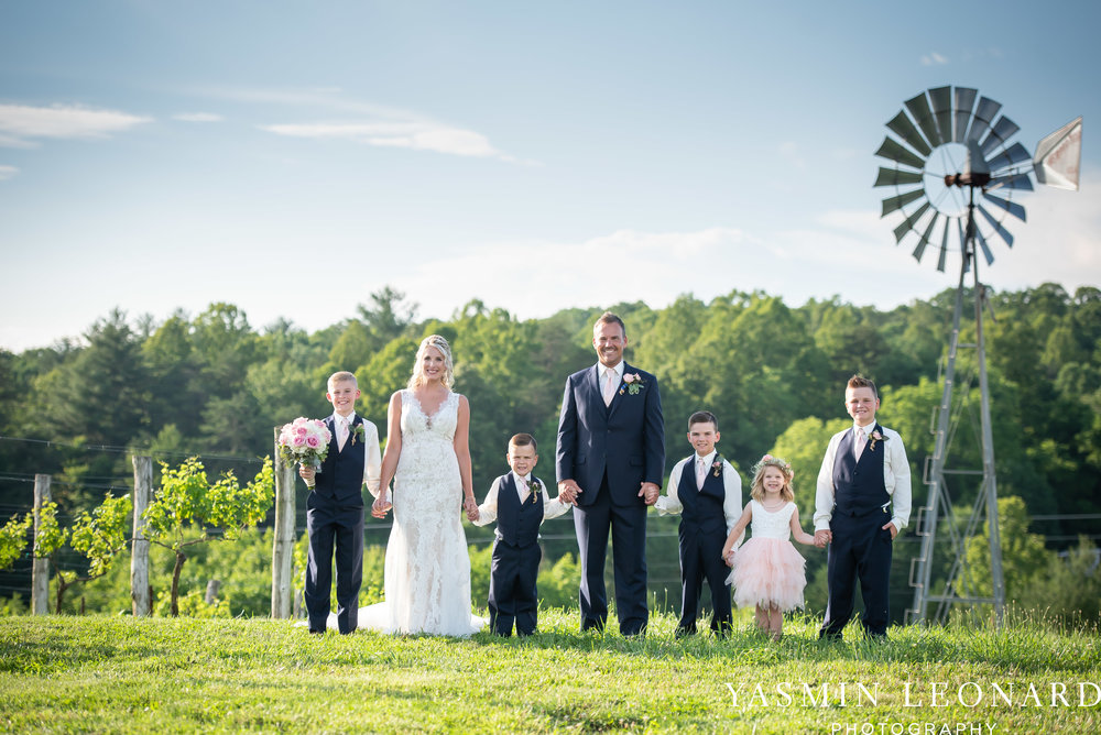 Elkin Creek Vineyard - Elkin Creek Weddings - NC Wine - NC Wineries - NC Weddings - NC Photographers - NC Wedding Photographer - NC Winery Wedding Ideas - Yasmin Leonard Photography - High Point Wedding Photographer-50.jpg