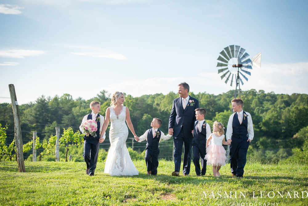 Elkin Creek Vineyard - Elkin Creek Weddings - NC Wine - NC Wineries - NC Weddings - NC Photographers - NC Wedding Photographer - NC Winery Wedding Ideas - Yasmin Leonard Photography - High Point Wedding Photographer-51.jpg