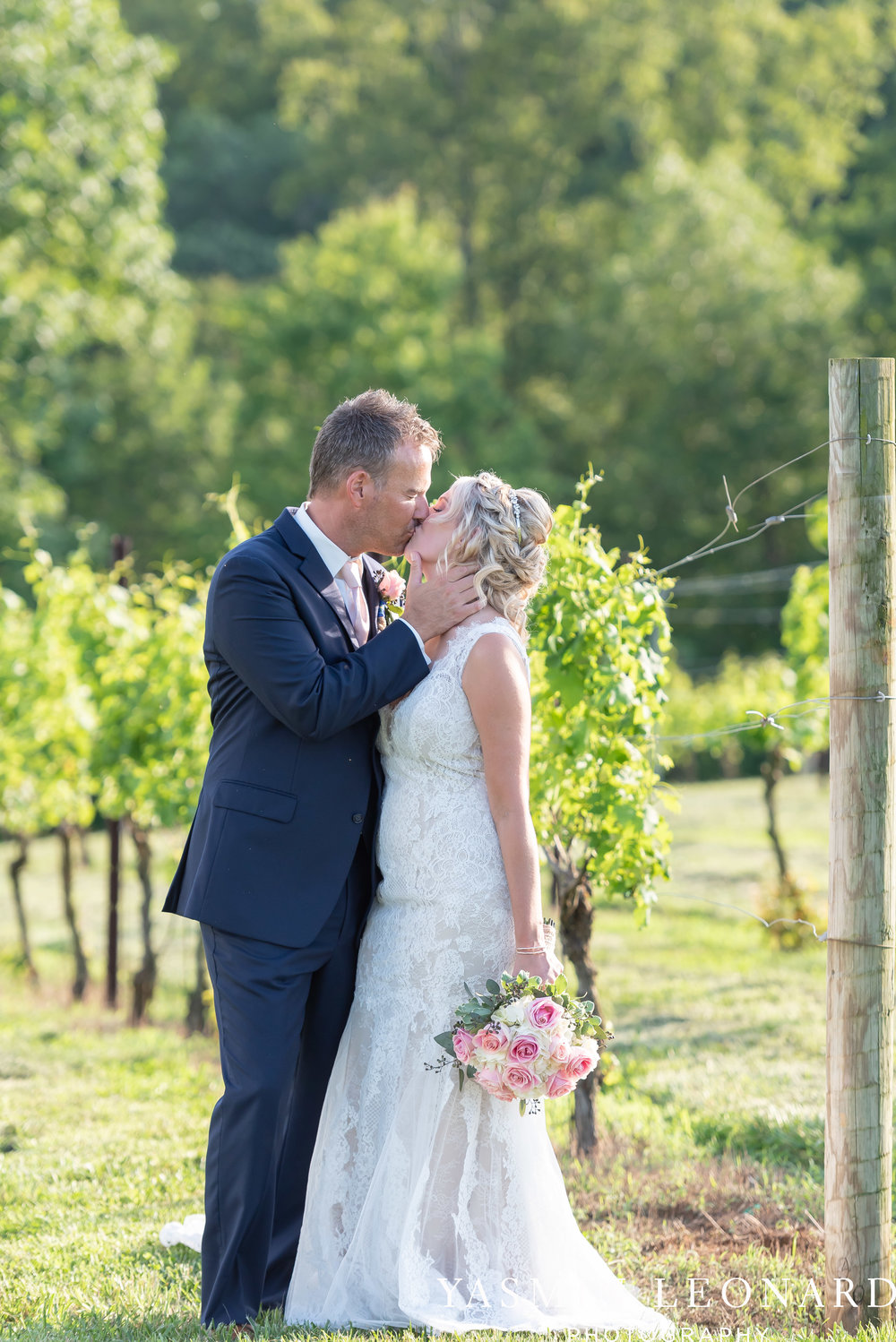 Elkin Creek Vineyard - Elkin Creek Weddings - NC Wine - NC Wineries - NC Weddings - NC Photographers - NC Wedding Photographer - NC Winery Wedding Ideas - Yasmin Leonard Photography - High Point Wedding Photographer-54.jpg