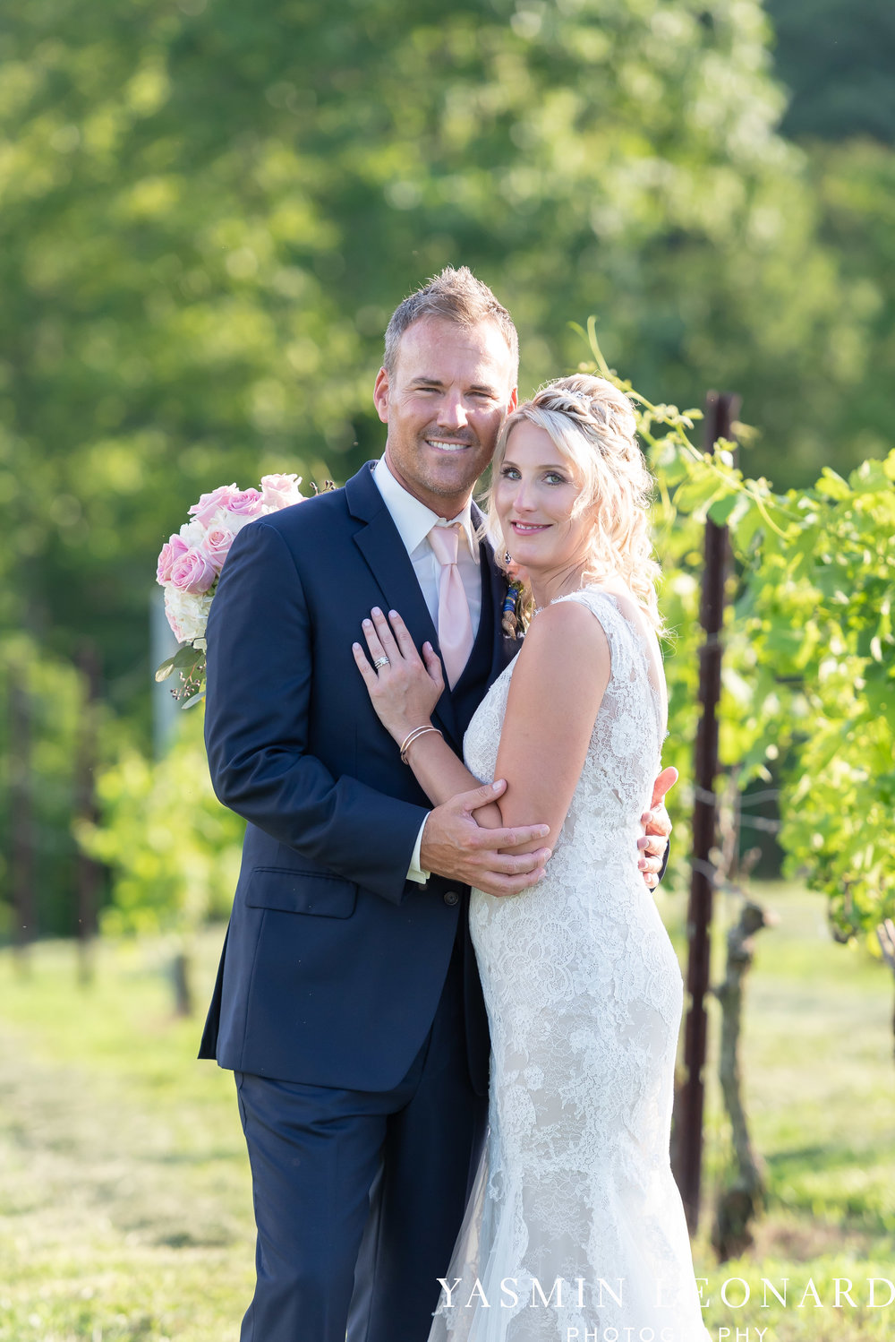 Elkin Creek Vineyard - Elkin Creek Weddings - NC Wine - NC Wineries - NC Weddings - NC Photographers - NC Wedding Photographer - NC Winery Wedding Ideas - Yasmin Leonard Photography - High Point Wedding Photographer-55.jpg