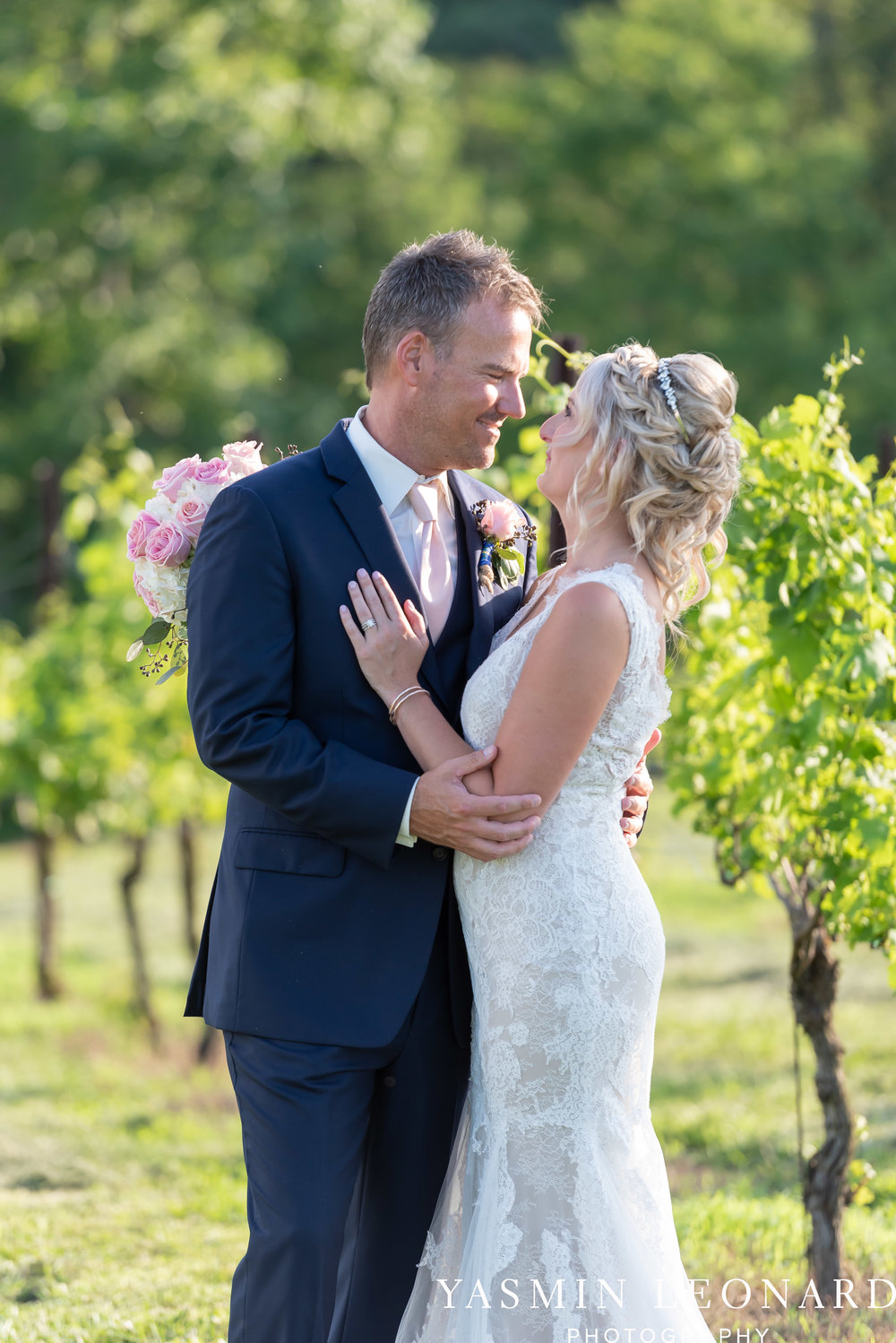 Elkin Creek Vineyard - Elkin Creek Weddings - NC Wine - NC Wineries - NC Weddings - NC Photographers - NC Wedding Photographer - NC Winery Wedding Ideas - Yasmin Leonard Photography - High Point Wedding Photographer-56.jpg