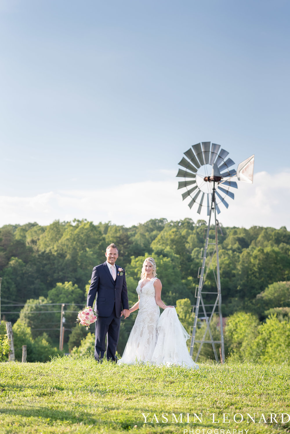 Elkin Creek Vineyard - Elkin Creek Weddings - NC Wine - NC Wineries - NC Weddings - NC Photographers - NC Wedding Photographer - NC Winery Wedding Ideas - Yasmin Leonard Photography - High Point Wedding Photographer-59.jpg