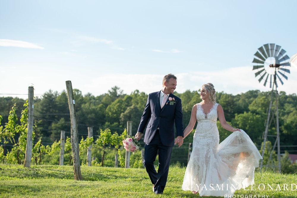Elkin Creek Vineyard - Elkin Creek Weddings - NC Wine - NC Wineries - NC Weddings - NC Photographers - NC Wedding Photographer - NC Winery Wedding Ideas - Yasmin Leonard Photography - High Point Wedding Photographer-63.jpg