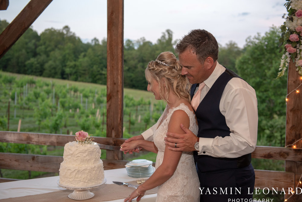Elkin Creek Vineyard - Elkin Creek Weddings - NC Wine - NC Wineries - NC Weddings - NC Photographers - NC Wedding Photographer - NC Winery Wedding Ideas - Yasmin Leonard Photography - High Point Wedding Photographer-95.jpg