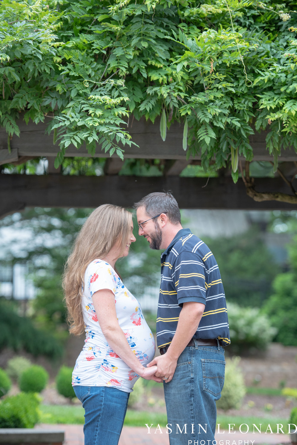 Tanglewood NC - Tanglewood Maternity Session - Bermuda Run - Maternity Session - NC Photographer - Tanglewood Park - Yasmin Leonard Photography-13.jpg