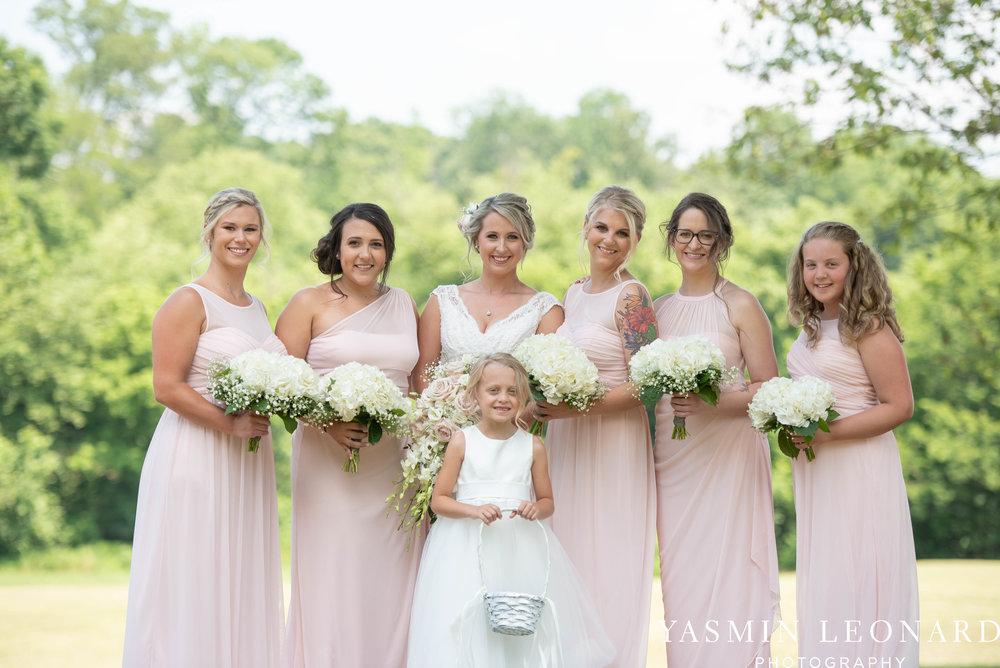 L'abri at Linwood - Yasmin Leonard Photography - NC Wedding Venues - NC Weddings - NC Photographer - High Point Wedding Photographer - Charlotte Wedding Photographer - Pink and Navy Wedding - Pale Pink Wedding - Outdoor Summer Wedding-19.jpg