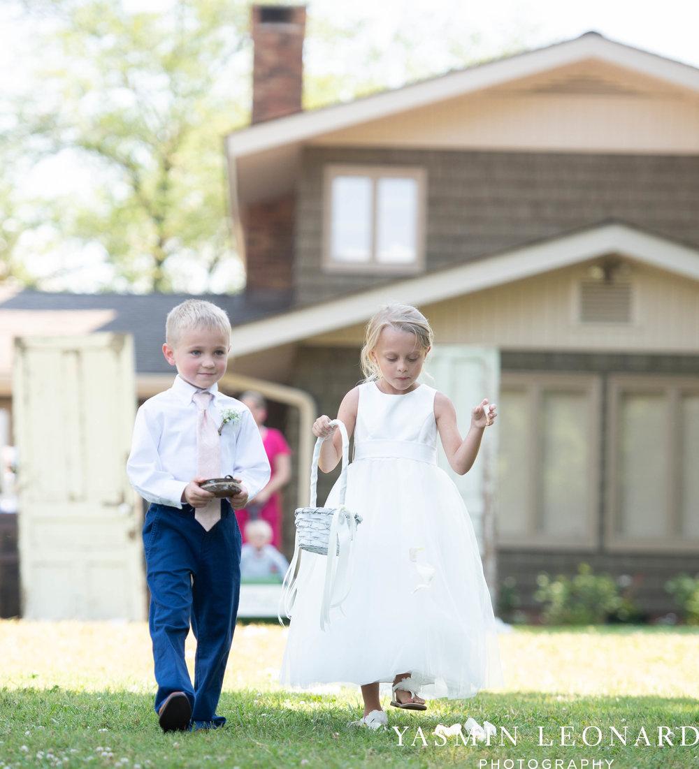 L'abri at Linwood - Yasmin Leonard Photography - NC Wedding Venues - NC Weddings - NC Photographer - High Point Wedding Photographer - Charlotte Wedding Photographer - Pink and Navy Wedding - Pale Pink Wedding - Outdoor Summer Wedding-29.jpg