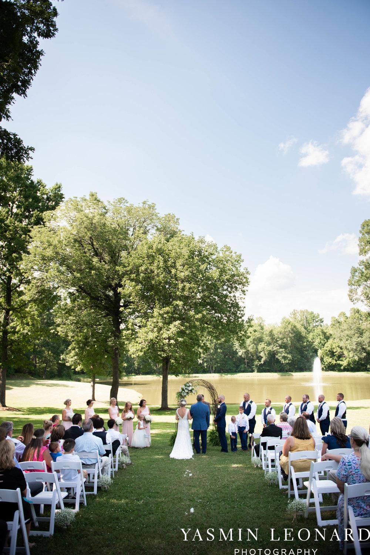 L'abri at Linwood - Yasmin Leonard Photography - NC Wedding Venues - NC Weddings - NC Photographer - High Point Wedding Photographer - Charlotte Wedding Photographer - Pink and Navy Wedding - Pale Pink Wedding - Outdoor Summer Wedding-37.jpg