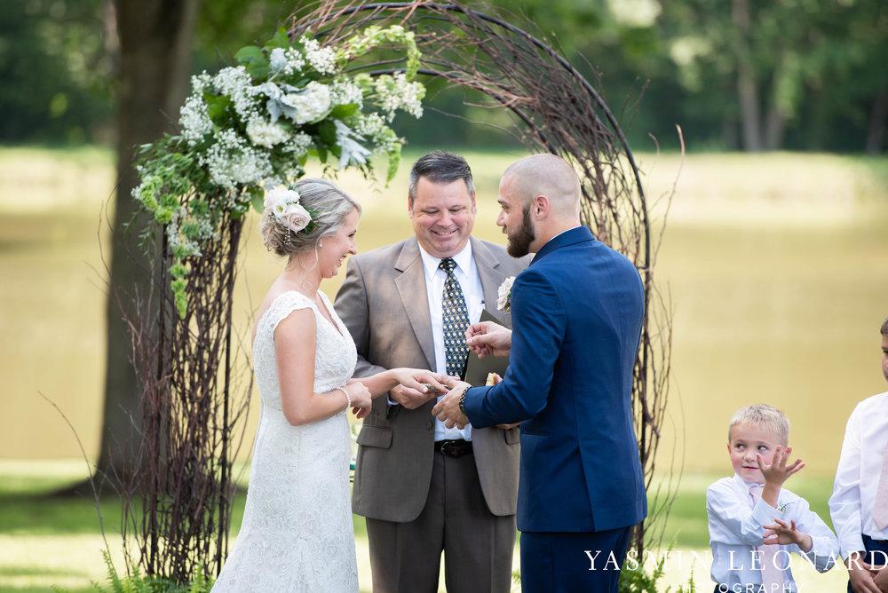 L'abri at Linwood - Yasmin Leonard Photography - NC Wedding Venues - NC Weddings - NC Photographer - High Point Wedding Photographer - Charlotte Wedding Photographer - Pink and Navy Wedding - Pale Pink Wedding - Outdoor Summer Wedding-41.jpg