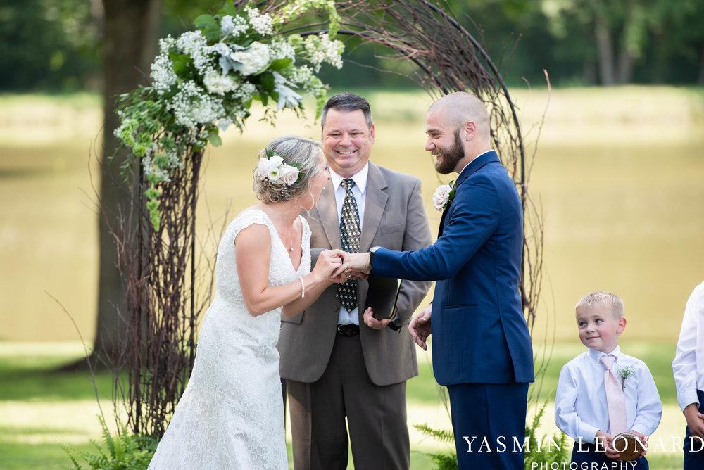 L'abri at Linwood - Yasmin Leonard Photography - NC Wedding Venues - NC Weddings - NC Photographer - High Point Wedding Photographer - Charlotte Wedding Photographer - Pink and Navy Wedding - Pale Pink Wedding - Outdoor Summer Wedding-43.jpg