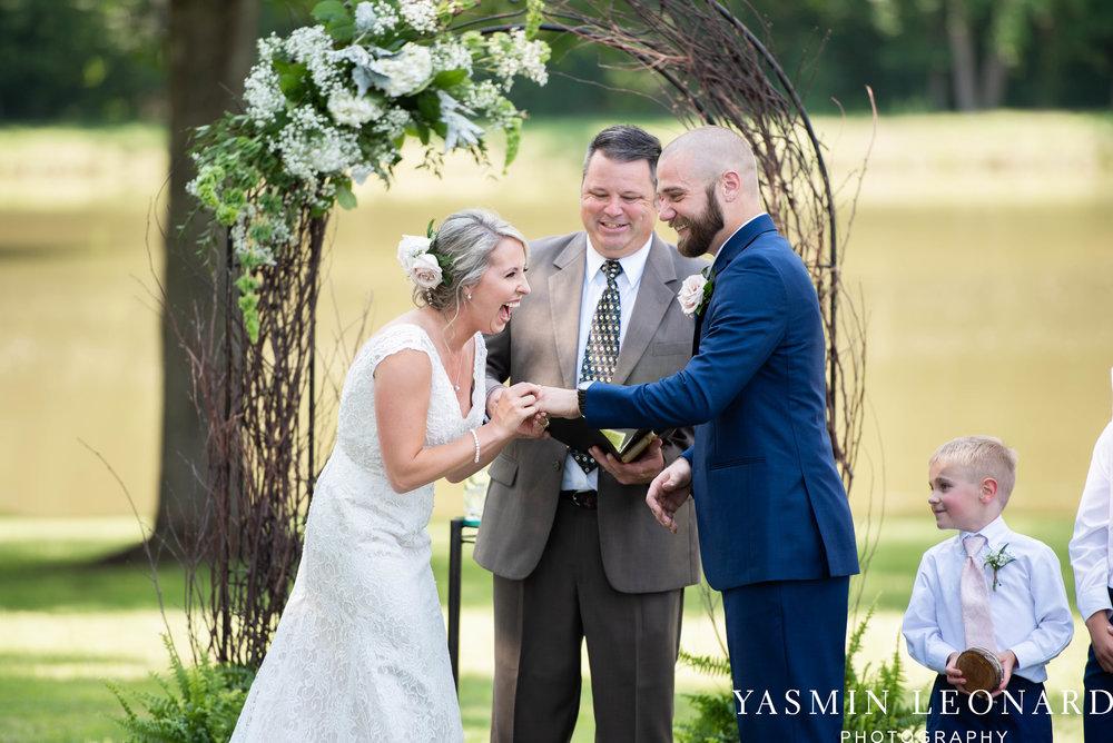 L'abri at Linwood - Yasmin Leonard Photography - NC Wedding Venues - NC Weddings - NC Photographer - High Point Wedding Photographer - Charlotte Wedding Photographer - Pink and Navy Wedding - Pale Pink Wedding - Outdoor Summer Wedding-44.jpg