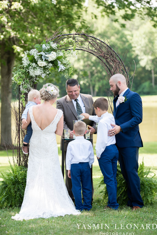 L'abri at Linwood - Yasmin Leonard Photography - NC Wedding Venues - NC Weddings - NC Photographer - High Point Wedding Photographer - Charlotte Wedding Photographer - Pink and Navy Wedding - Pale Pink Wedding - Outdoor Summer Wedding-46.jpg