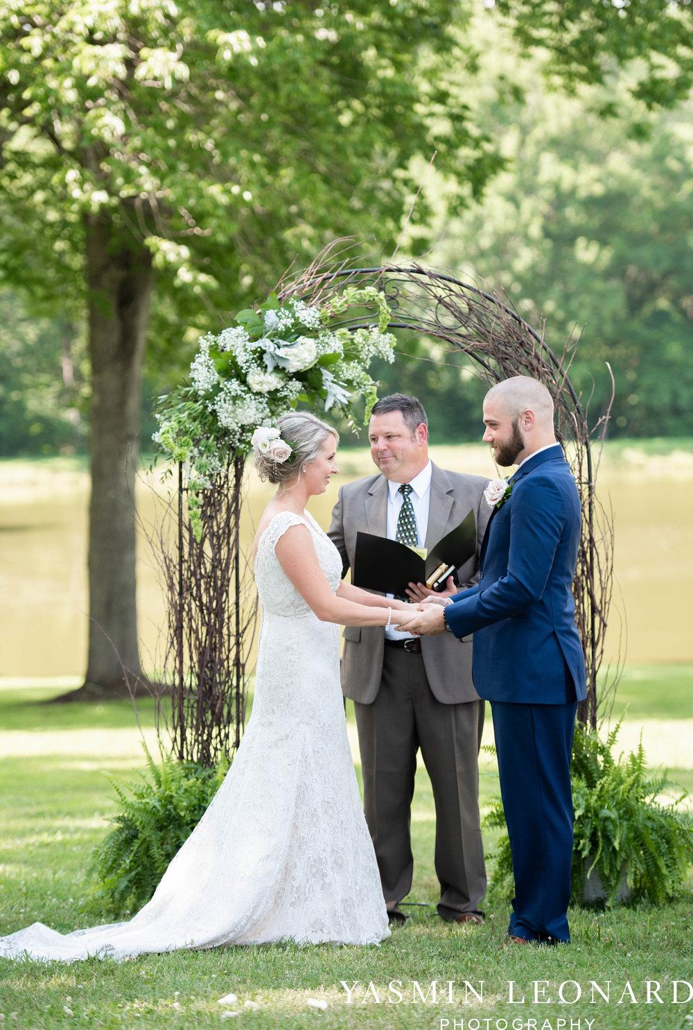 L'abri at Linwood - Yasmin Leonard Photography - NC Wedding Venues - NC Weddings - NC Photographer - High Point Wedding Photographer - Charlotte Wedding Photographer - Pink and Navy Wedding - Pale Pink Wedding - Outdoor Summer Wedding-47.jpg