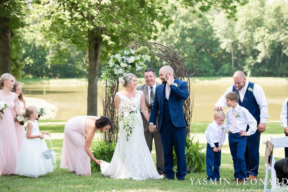 L'abri at Linwood - Yasmin Leonard Photography - NC Wedding Venues - NC Weddings - NC Photographer - High Point Wedding Photographer - Charlotte Wedding Photographer - Pink and Navy Wedding - Pale Pink Wedding - Outdoor Summer Wedding-49.jpg