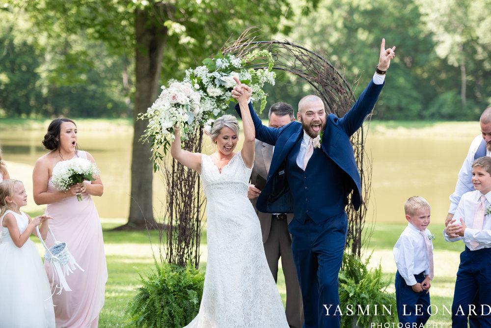 L'abri at Linwood - Yasmin Leonard Photography - NC Wedding Venues - NC Weddings - NC Photographer - High Point Wedding Photographer - Charlotte Wedding Photographer - Pink and Navy Wedding - Pale Pink Wedding - Outdoor Summer Wedding-51.jpg