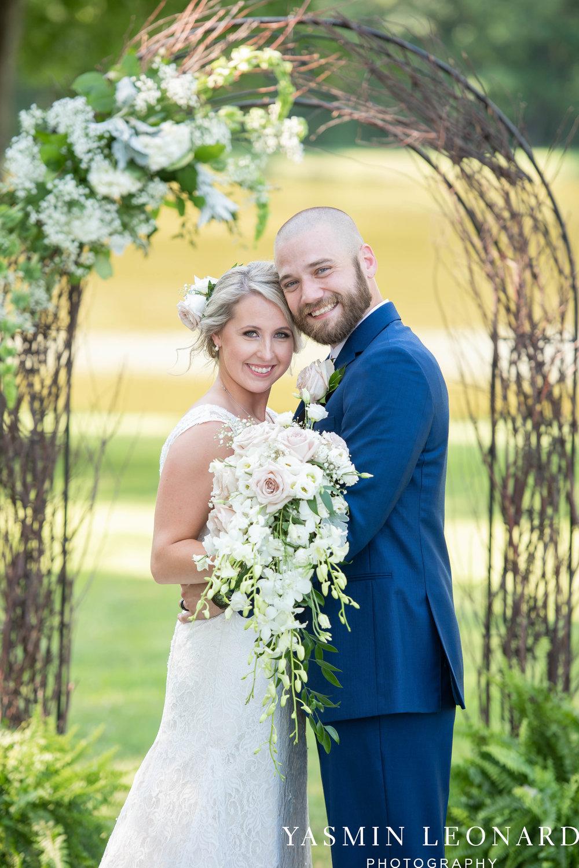 L'abri at Linwood - Yasmin Leonard Photography - NC Wedding Venues - NC Weddings - NC Photographer - High Point Wedding Photographer - Charlotte Wedding Photographer - Pink and Navy Wedding - Pale Pink Wedding - Outdoor Summer Wedding-59.jpg