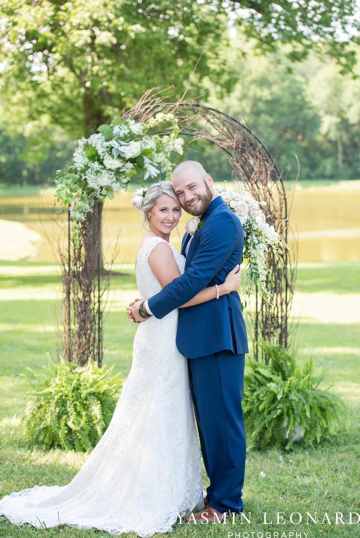 L'abri at Linwood - Yasmin Leonard Photography - NC Wedding Venues - NC Weddings - NC Photographer - High Point Wedding Photographer - Charlotte Wedding Photographer - Pink and Navy Wedding - Pale Pink Wedding - Outdoor Summer Wedding-61.jpg