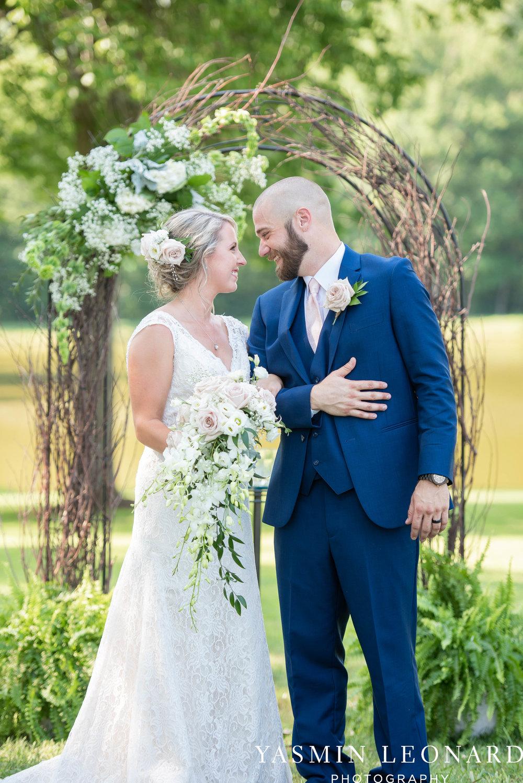 L'abri at Linwood - Yasmin Leonard Photography - NC Wedding Venues - NC Weddings - NC Photographer - High Point Wedding Photographer - Charlotte Wedding Photographer - Pink and Navy Wedding - Pale Pink Wedding - Outdoor Summer Wedding-62.jpg