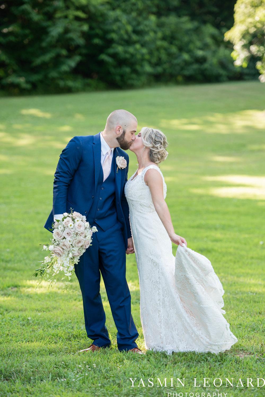 L'abri at Linwood - Yasmin Leonard Photography - NC Wedding Venues - NC Weddings - NC Photographer - High Point Wedding Photographer - Charlotte Wedding Photographer - Pink and Navy Wedding - Pale Pink Wedding - Outdoor Summer Wedding-66.jpg