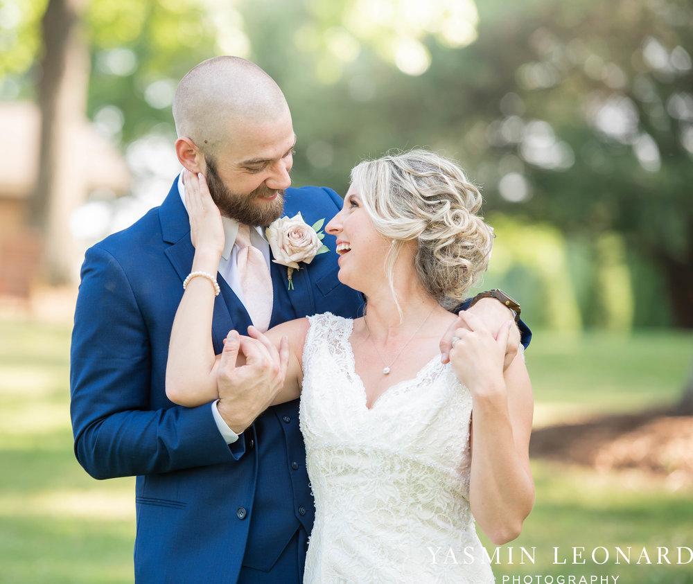L'abri at Linwood - Yasmin Leonard Photography - NC Wedding Venues - NC Weddings - NC Photographer - High Point Wedding Photographer - Charlotte Wedding Photographer - Pink and Navy Wedding - Pale Pink Wedding - Outdoor Summer Wedding-74.jpg